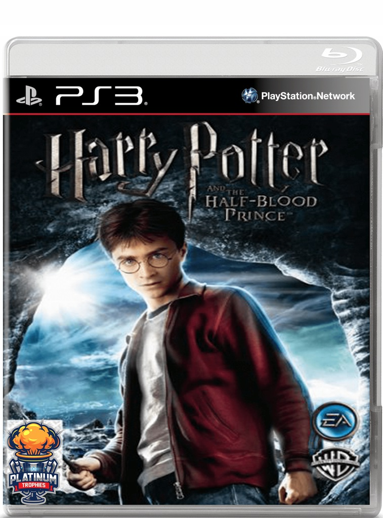 Gra Harry Potter And The Half Blood Prince Ps3 Bdb 8203833357 Oficjalne Archiwum Allegro