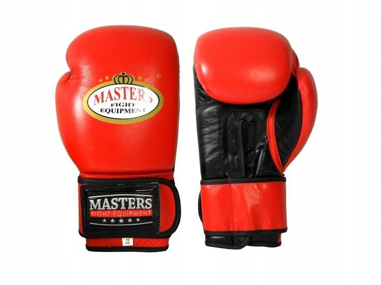 Rękawice bokserskie skórzane RBT-15 10 oz (INNA CE