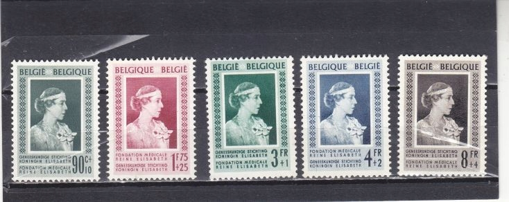 1951 . Belgia**
