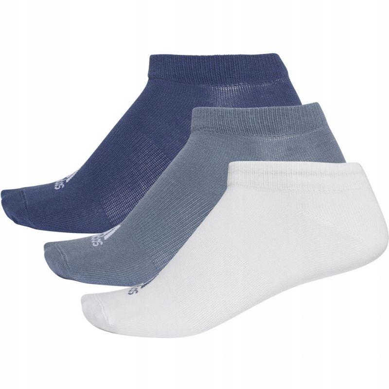 MĘSKIE Skarpety adidas Performance no-sh 3pp 43-46