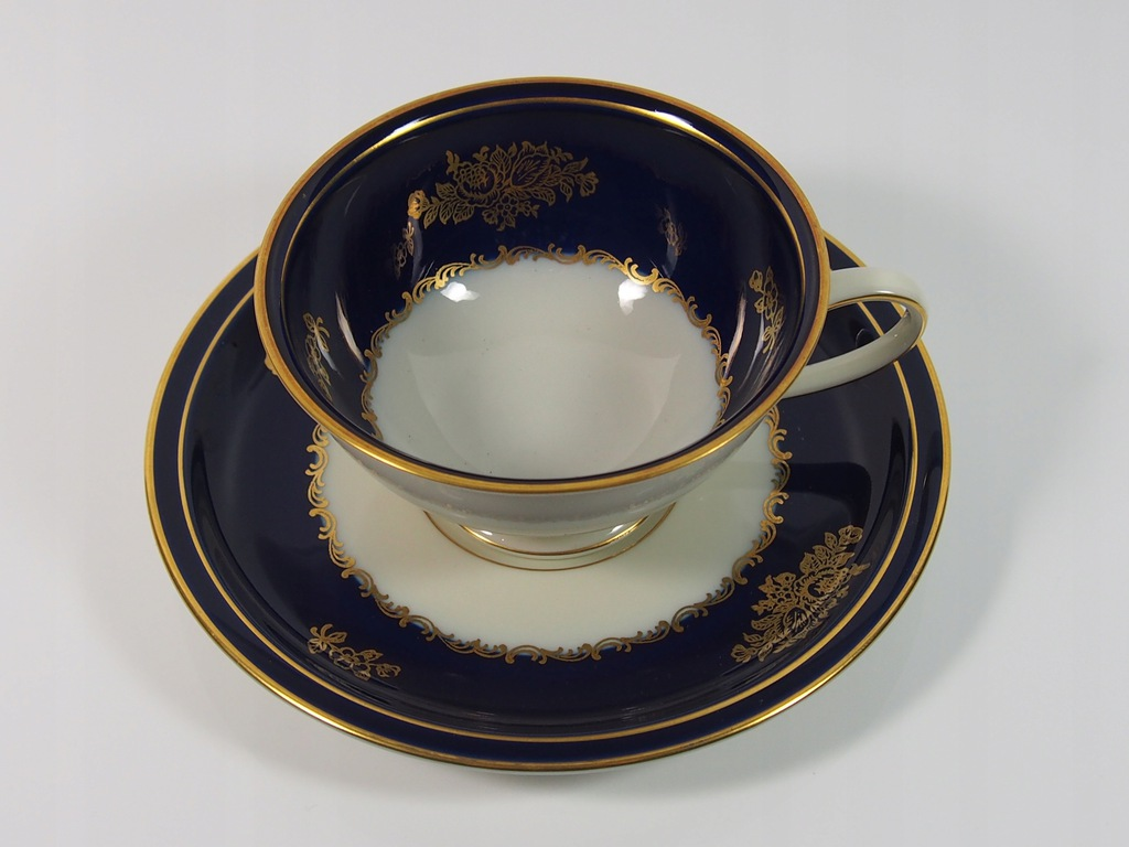 Filiżanka do kawy Rosenthal Winnifred kobalt
