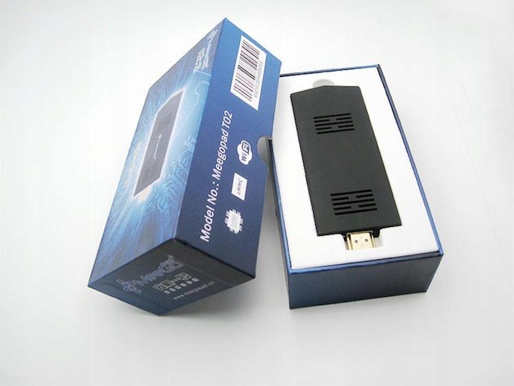 MeegoPAD T02 - Mini PC, Nowe, - OKAZJA ! 2GB RAM
