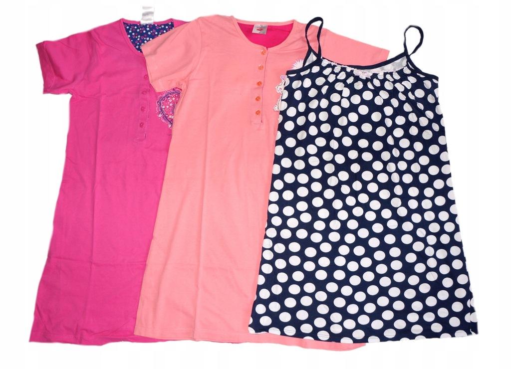 3 koszulki ciążowe do karmienia porodu S (36) 8061329204  bxaL4