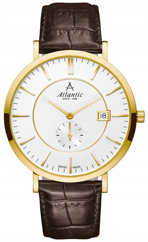 Zegarek męski ATLANTIC Seabreeze 61352.45.21 Zegar
