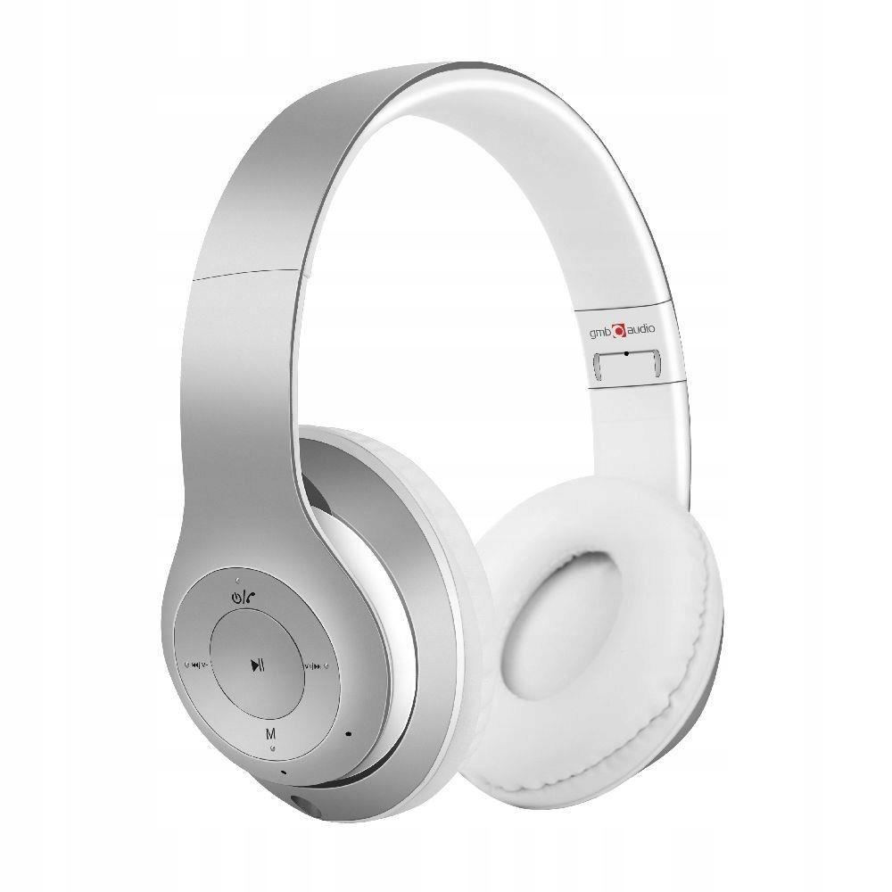 Słuchawki bezprzewodowe GEMBIRD MILANO BHP-MXP-SW