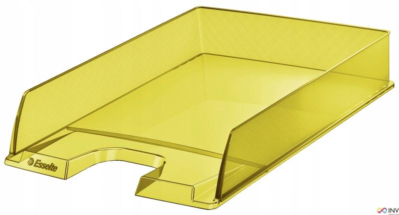 """Półka na dokumenty ESSELTE COLOUR""""ICE żółty 6"""