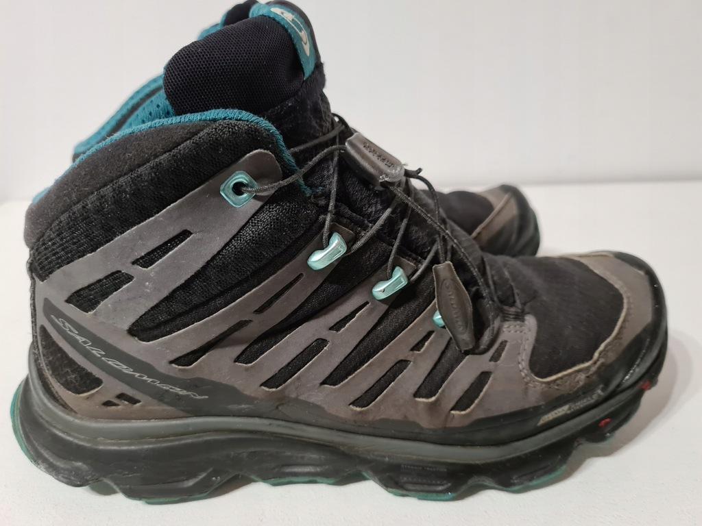 SALOMON SYNAPSE buty trekkingowe goretex 38