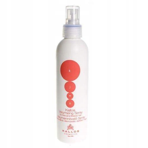 KJMN Volumizing Spray spray do włosów zwiększający
