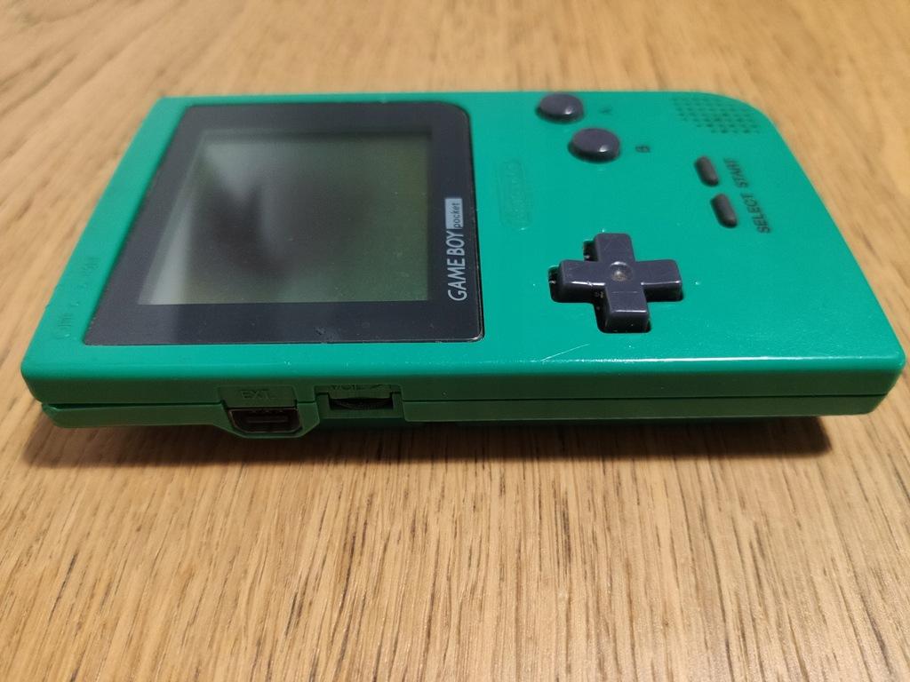 Game Boy Pocket - Zielony