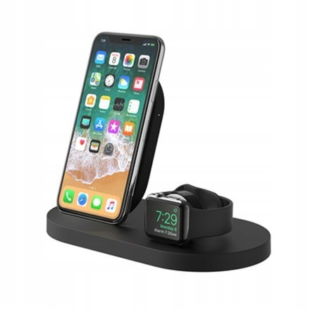 Belkin Wireless charging station for iPhone + Appl