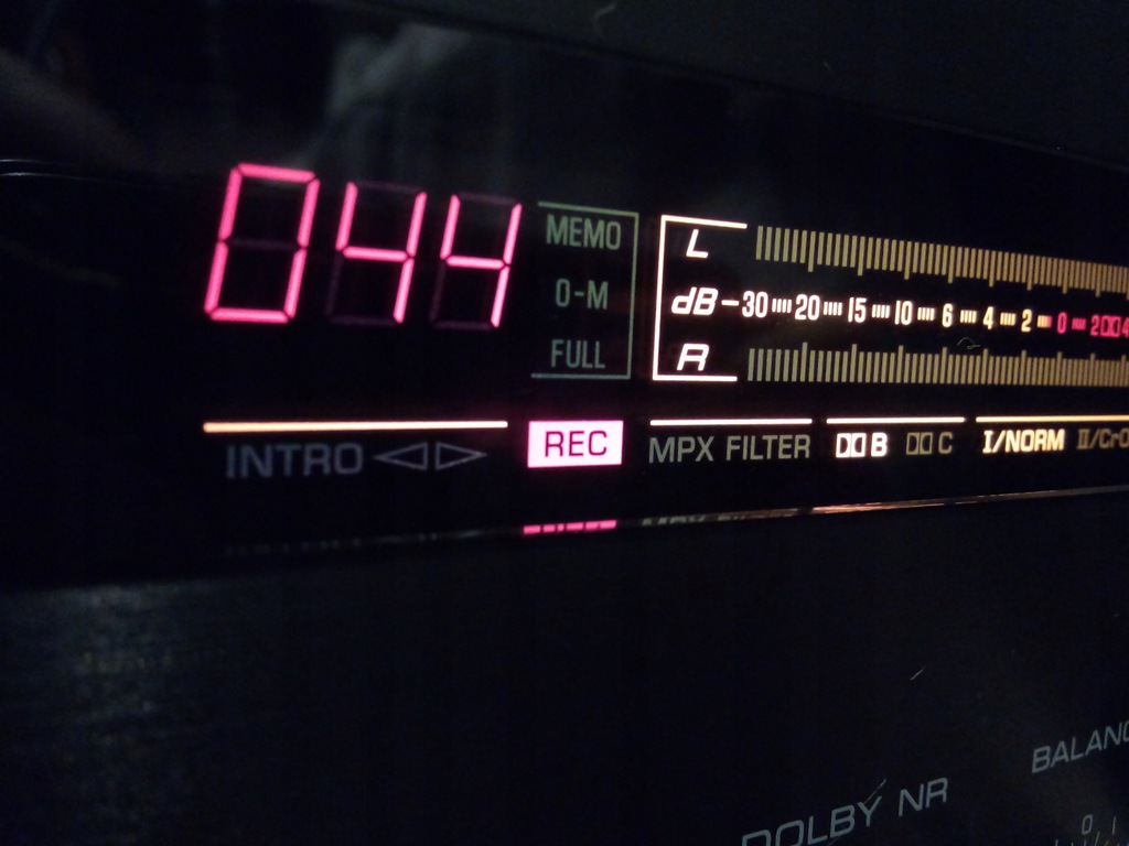 MAGNETOFON KASETOWY Yamaha KX-330