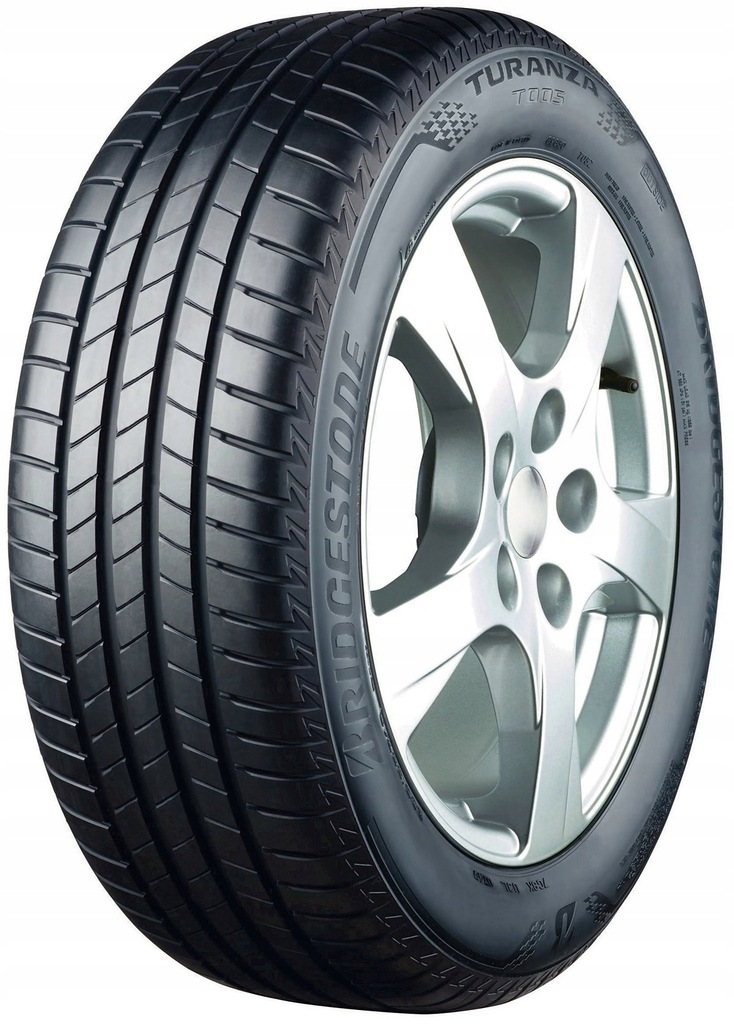 4 Bridgestone Turanza T005 255/50 R19 107 Y XL SUV