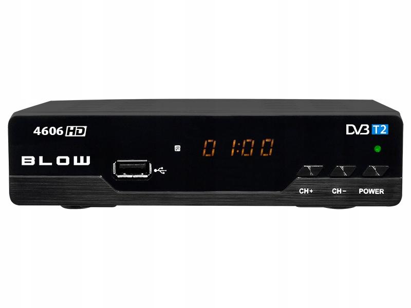 Tuner DVB-T DEKODER DVB T CYFROWY USB HDMI