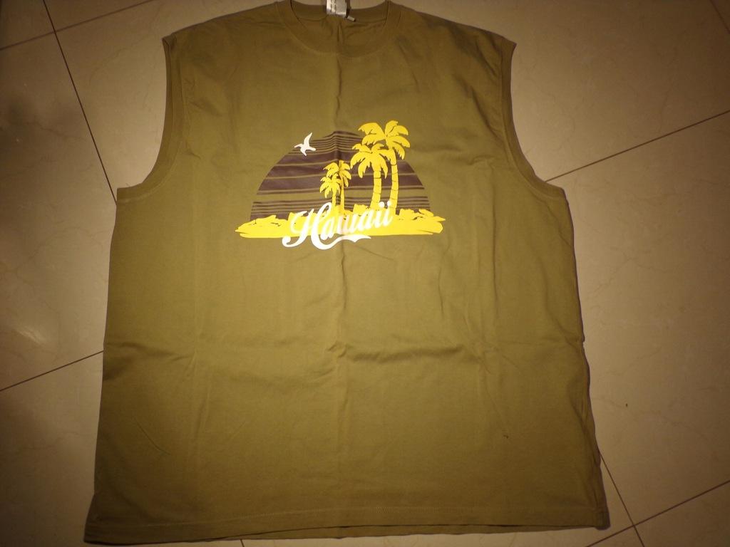 Koszulka bez rękawów 5 XL 66/68