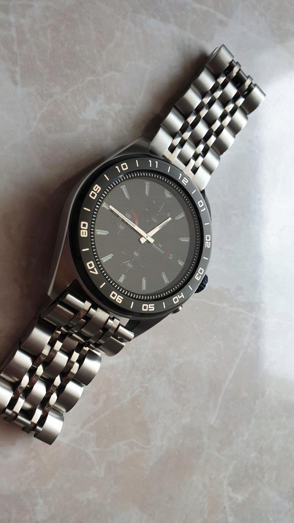 smartwatch LG W7 bransoleta