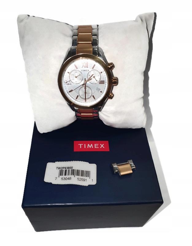 ZEGAREK damski Timex tw2p93800 PUDEŁKO