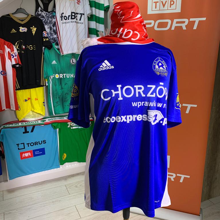 Koszulka Ruchu Chorzów