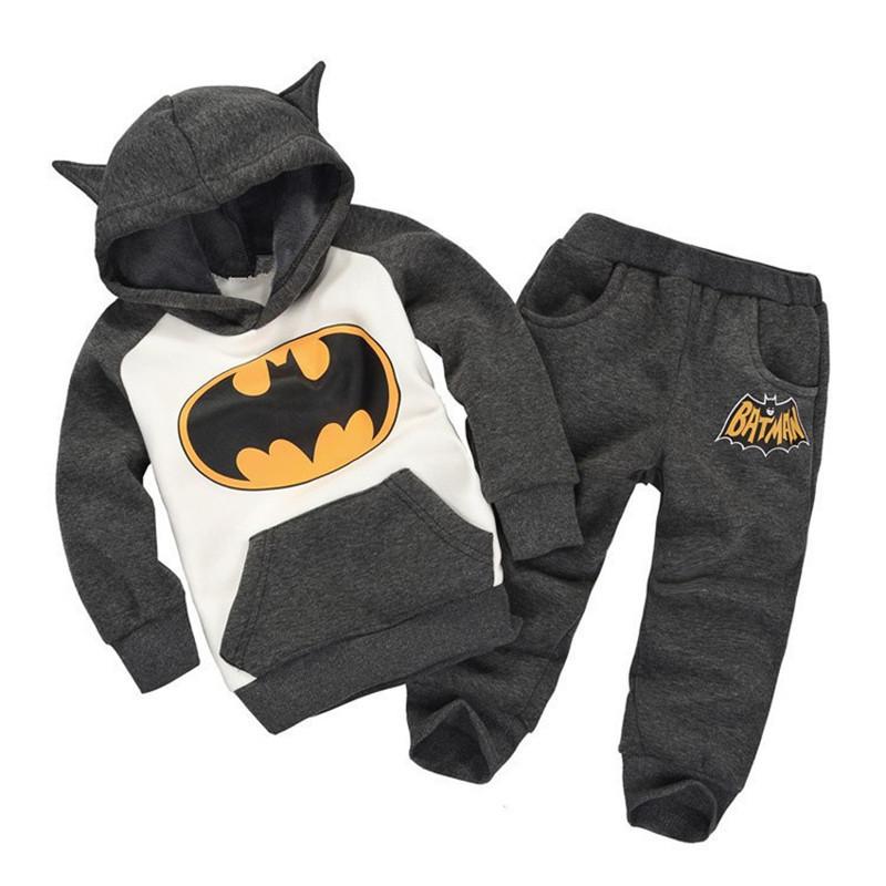Dres Komplet Batman Przedszkolak 98