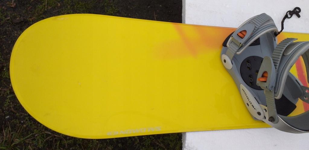 Deska SALOMON TRANSFER W156 cm 306 261 306 mm