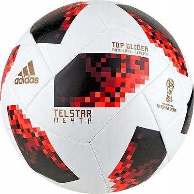 Adidas Pilka Fifa World Cup Russia 2018 R 5 8163590890 Oficjalne Archiwum Allegro