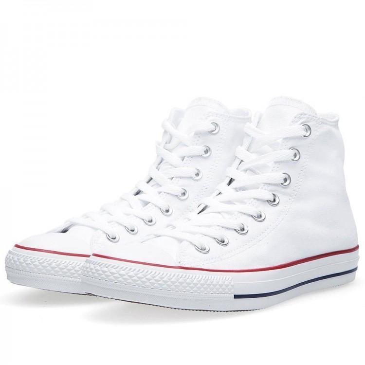 Trampki CONVERSE M7650 40 wysokie białe SKLEP