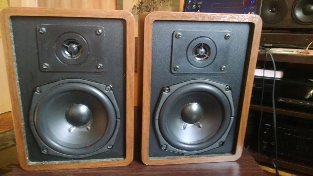Kolumny głośnikowe QUADRAL Allsonic SM 60 II