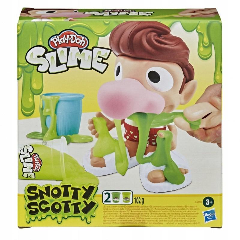 Hasbro Zestaw Slime PlayDoh Snotty Scotty