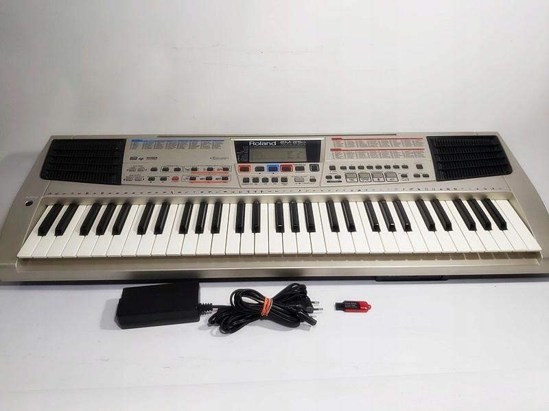 Keyboard Roland EM 25