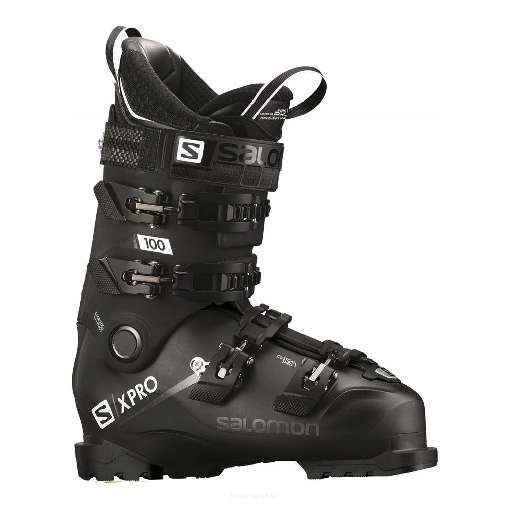 Buty narciarskie Salomon X Pro 100 W Czarny 23.5 A