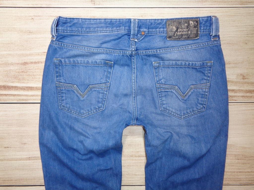 Spodnie DIESEL LARKEE 32/32 W32 L32 Regular