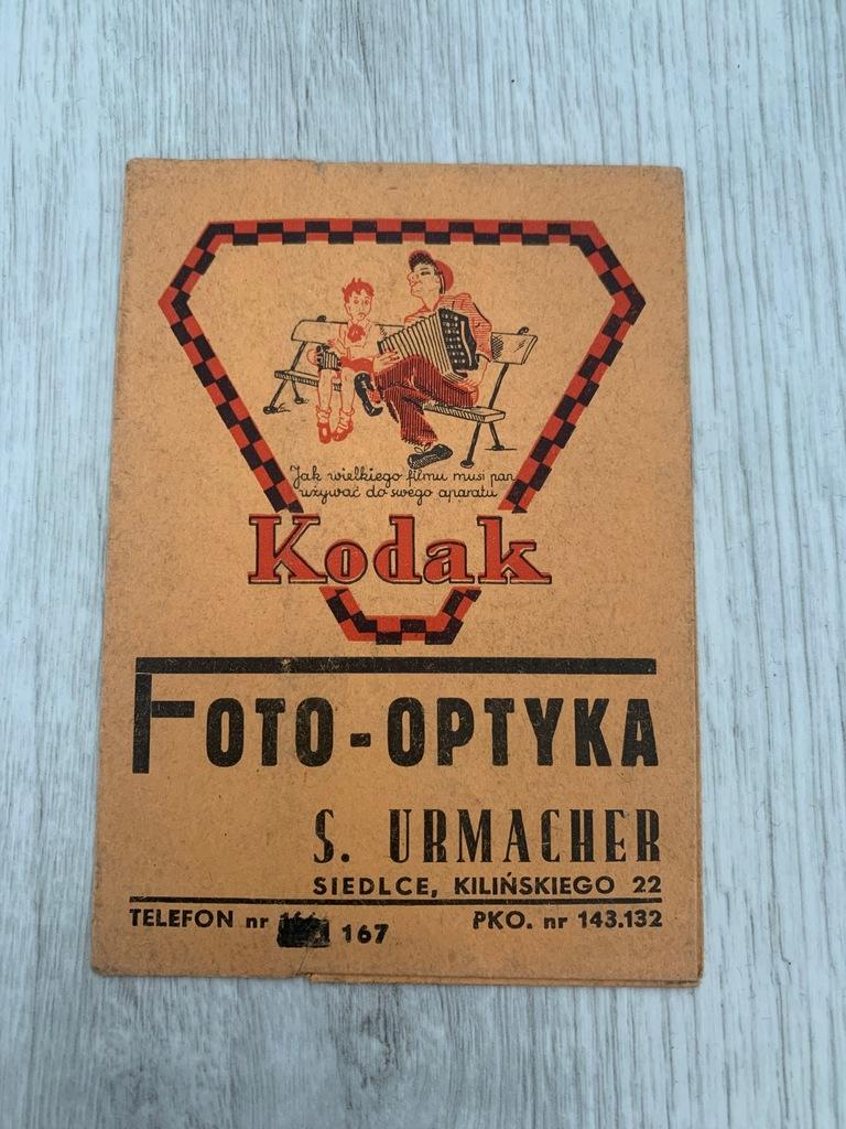 SIEDLCE URMACHER FOTO OPYTKA KODA