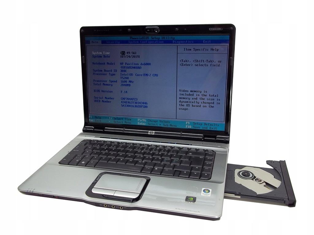 Laptop Hp Pavilion Dv6000 15 4 Hurt Laptopy 8334743727 Oficjalne Archiwum Allegro