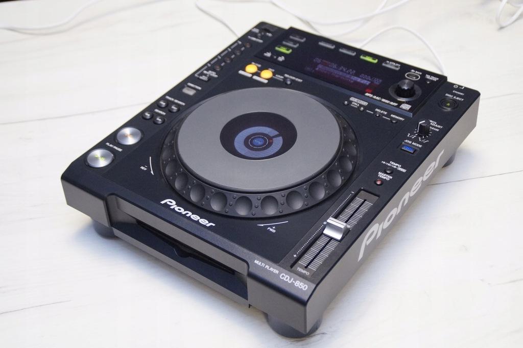 PIONEER CDJ 850 Gwarancja DJM 600 700 800 900 2000