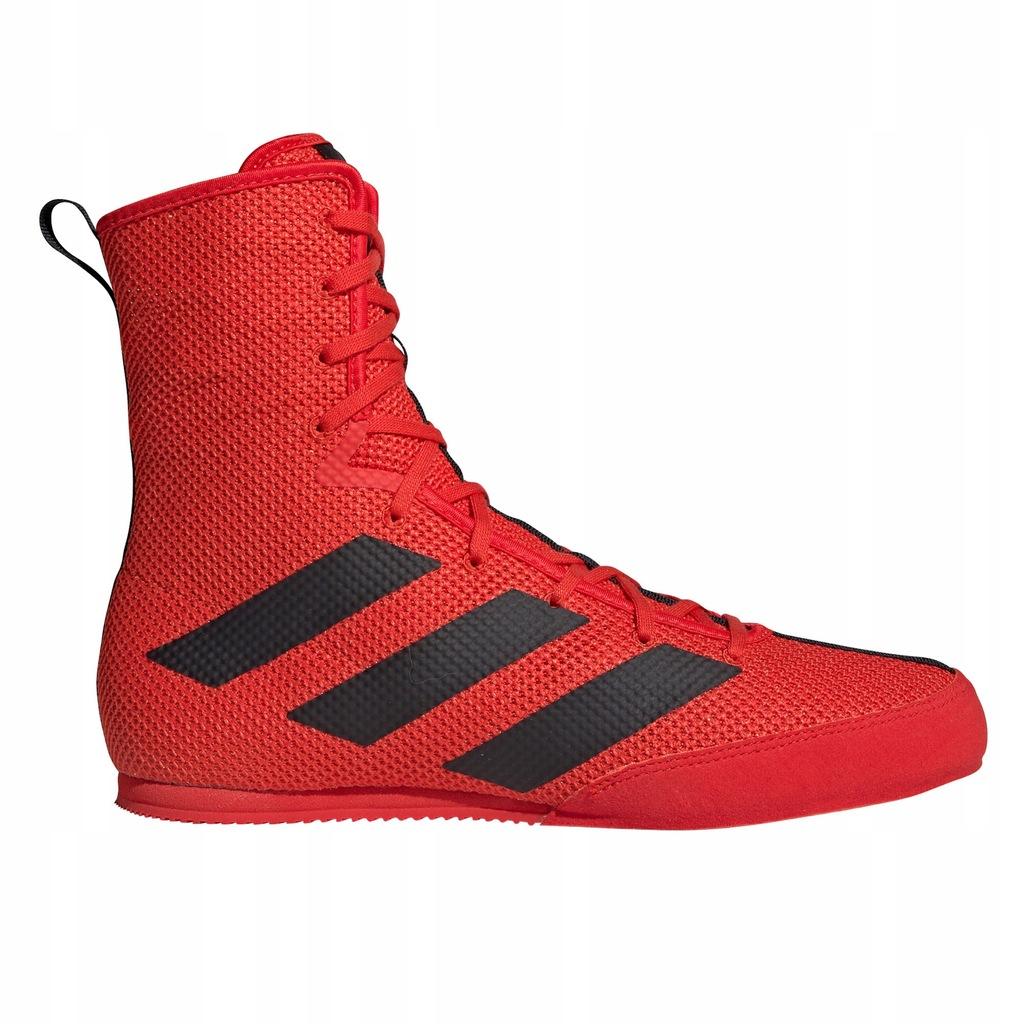 Adidas Box Hog 3 F99921 48 23 Czarne