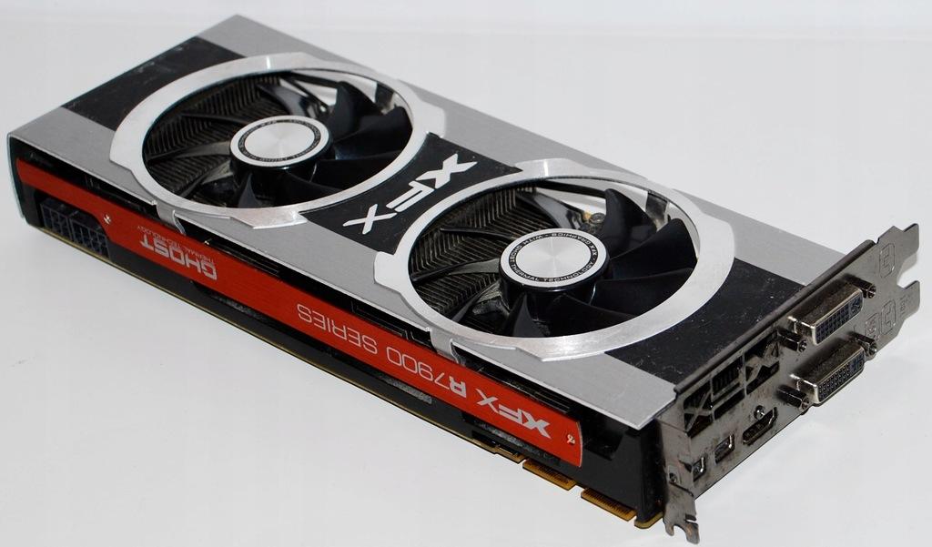 Xfx Radeon Hd 7970 1000m Black Dd Edition 3gb 8882650821 Oficjalne Archiwum Allegro