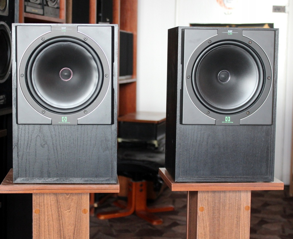 ! KEF C35 Angielskie monitory coaxial !