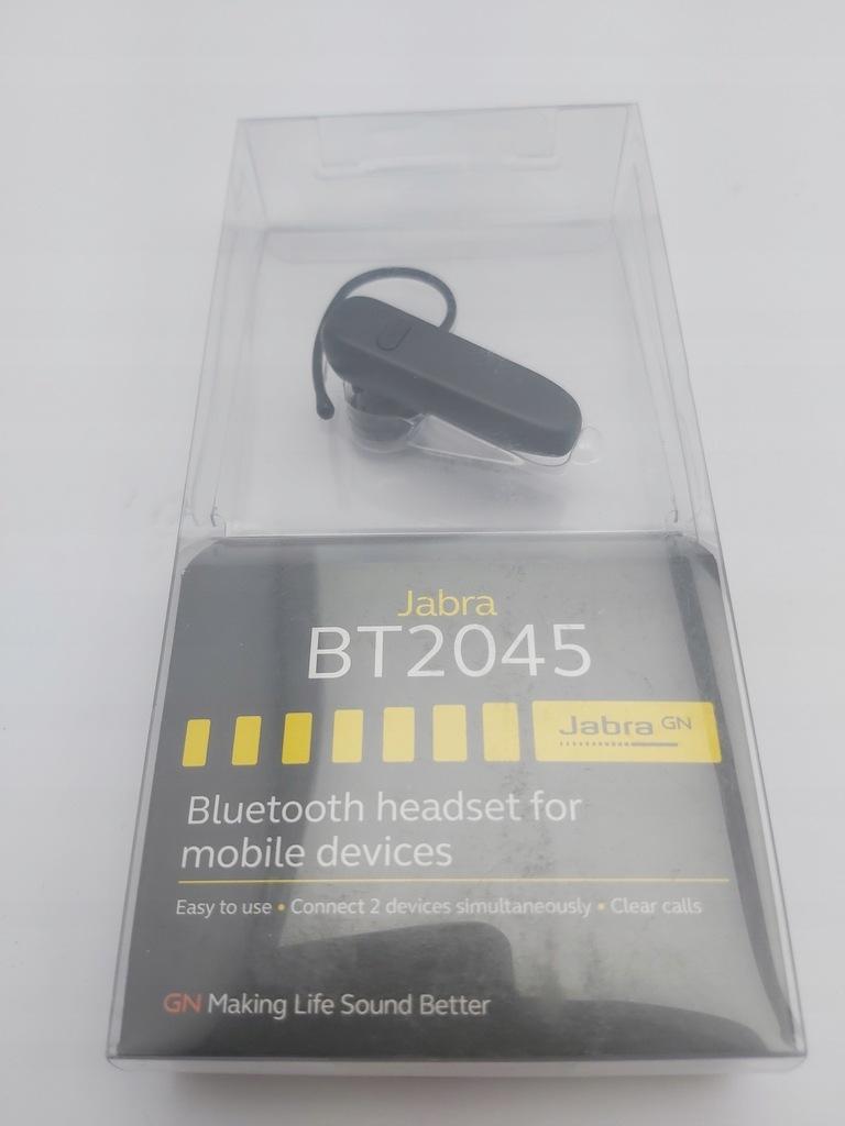Słuchawka Jabra BT2045 LOMBARD66