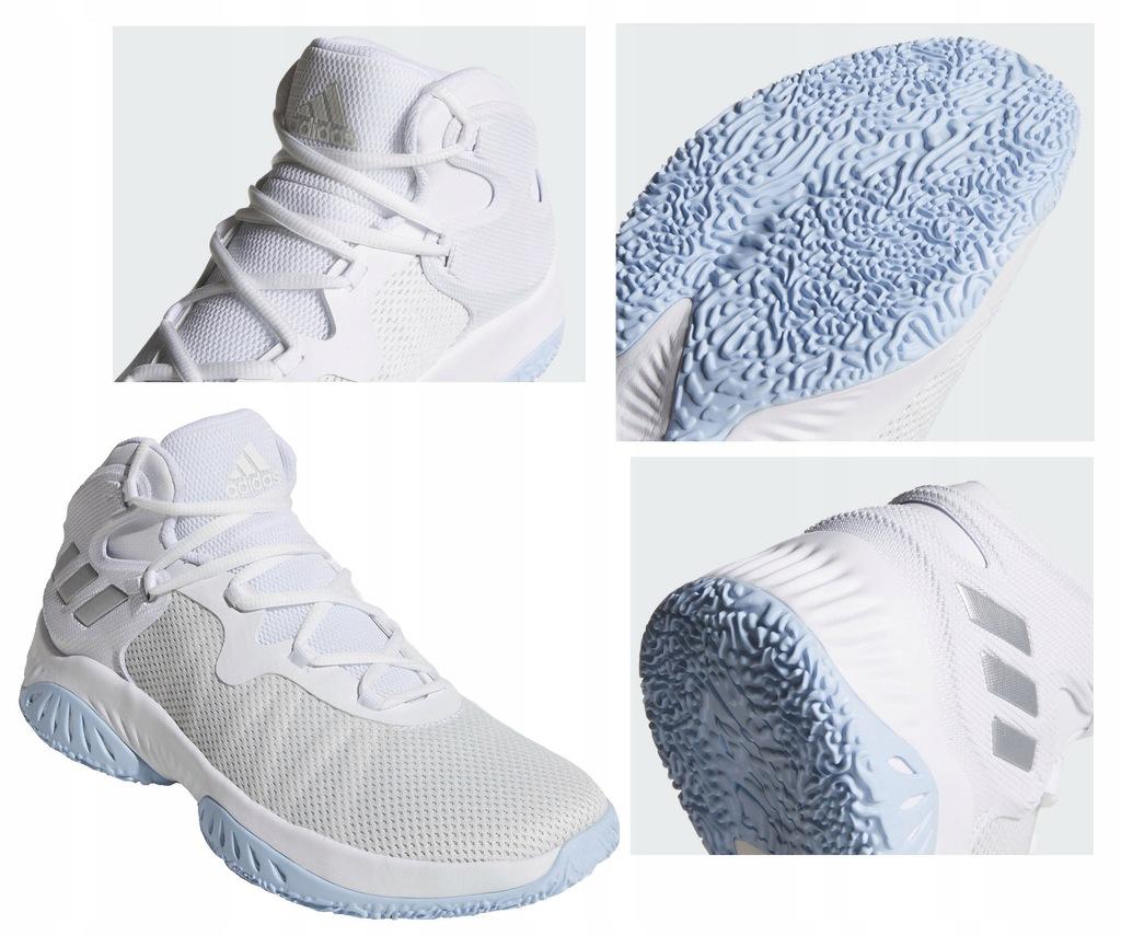 Buty koszykarskie Explosive Bounce Adidas