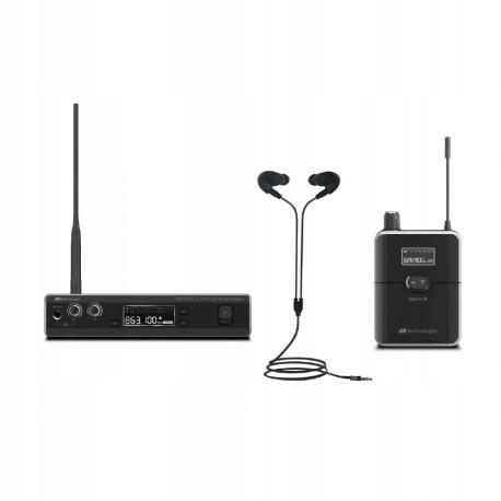 dB Technologies DEM 30 douszny system monitoringu