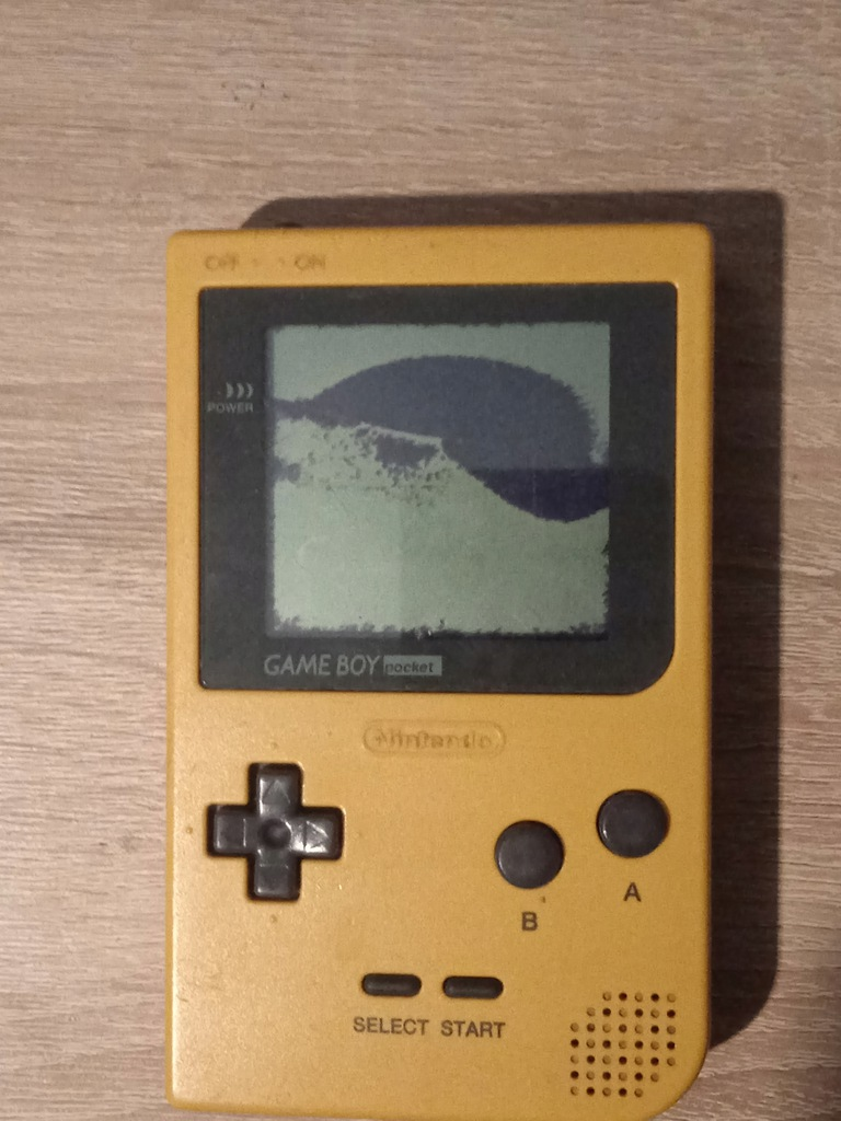 Nintendo Gameboy Pocket + kartridż gratis