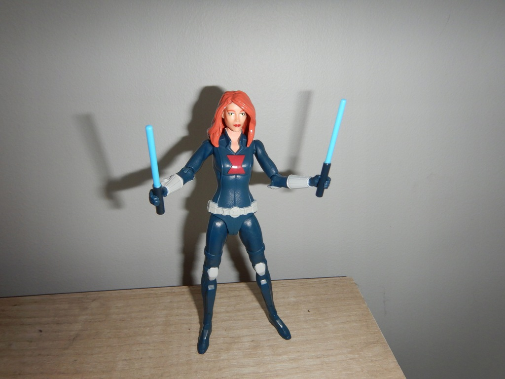 MARVEL AVENGERS BLACK WIDOW FIGURKA 15 cm C0650