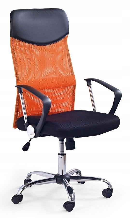 Fotel obrotowy Vespan - Pomarańczowy