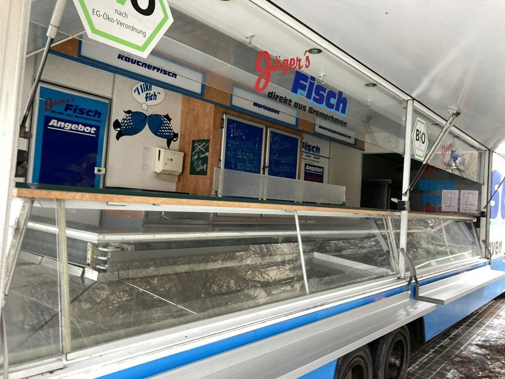 Autosklep RYB Gastronomiczny Foodtruck food truck