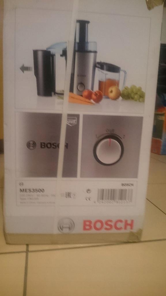 Sokowirówka BOSCH MES 3500 Vita Juice 3 (NOWA!) 7798379856