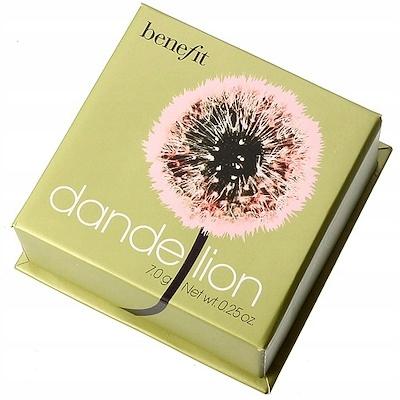 Róż Benefit dandelion, pełnowymiarowy, jak nowy
