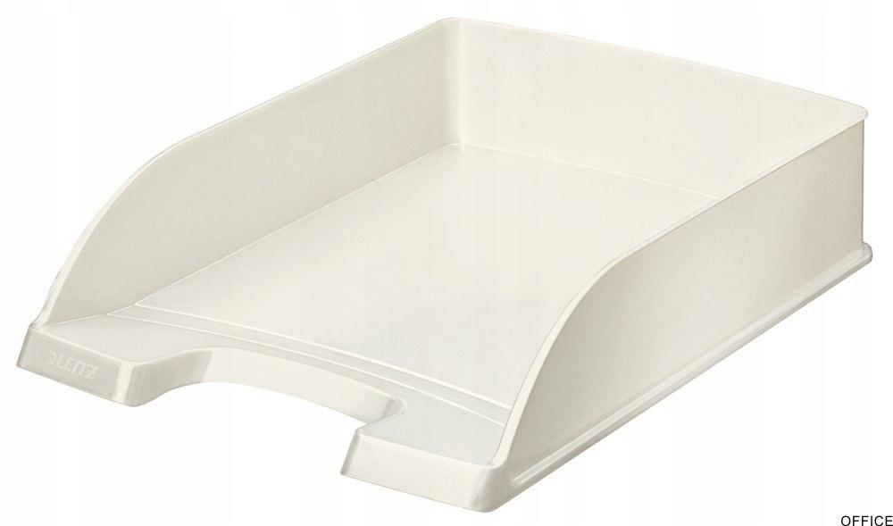 Półka na dokumenty LEITZ Plus biały perłowa WOW 52