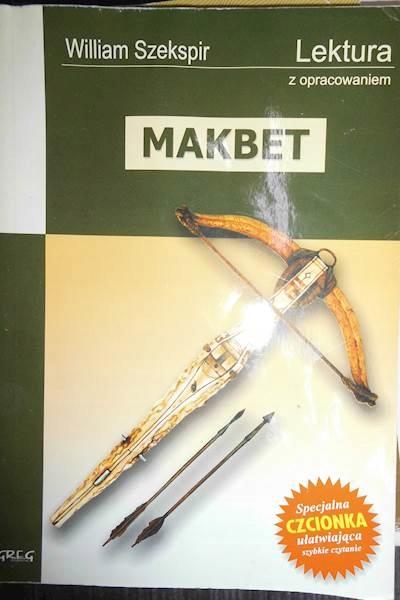 Makbet ( z opracowaniem) - William Shakespeare