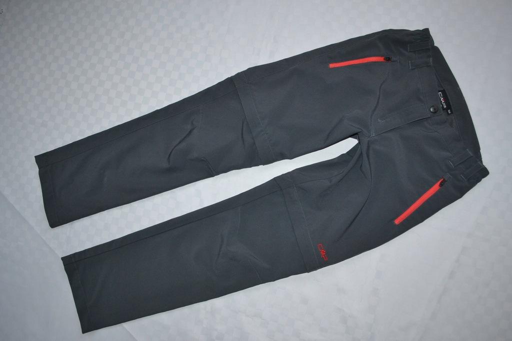 CMP spodnie trekkingowe odpinane nogawki 152