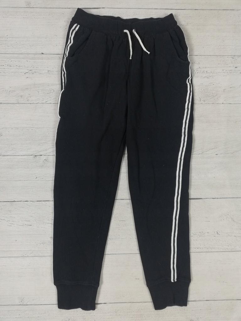 NEXT_chłopięce spodnie dresowe_158cm_13lat