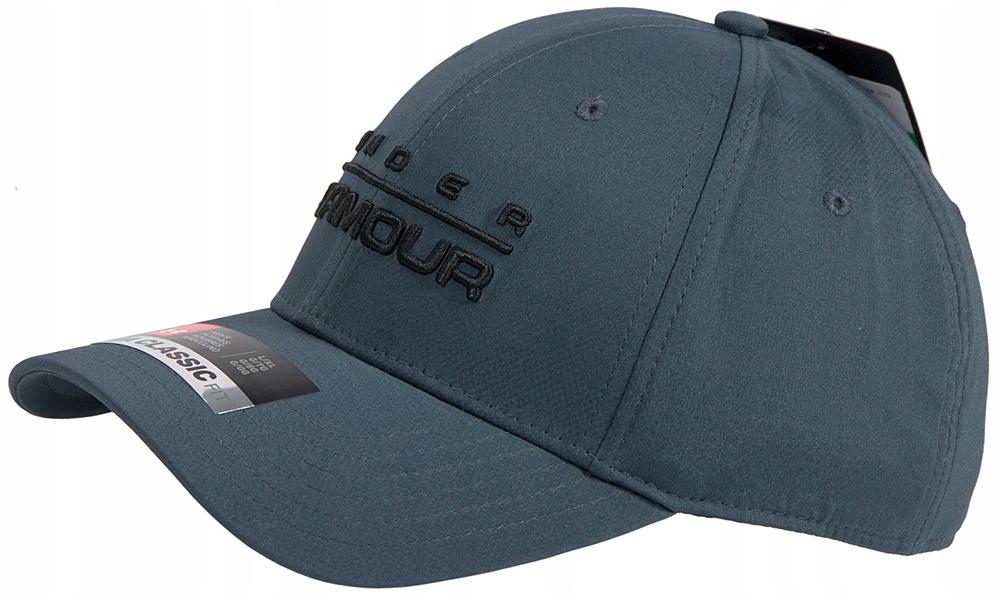 UNDER ARMOUR czapka z daszkiem WORDMARK STR M/L